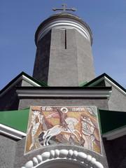 panel george-pobedonosets (russia, novosibirsk)