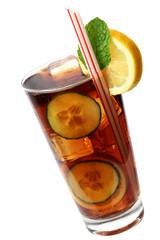 coctel con cola