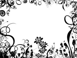 full foliage frame
