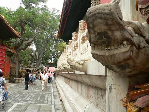 forbidden city in beijing