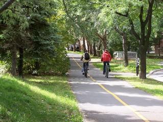 Cyclistes de Montréal