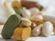 stack of vitamins - 1362773