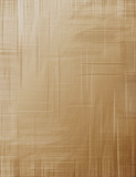 creased brown paper poster