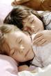 durmiendo juntas