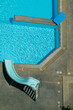 swimming-pool with slide