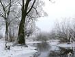 freezeng river