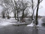 frozen river poster