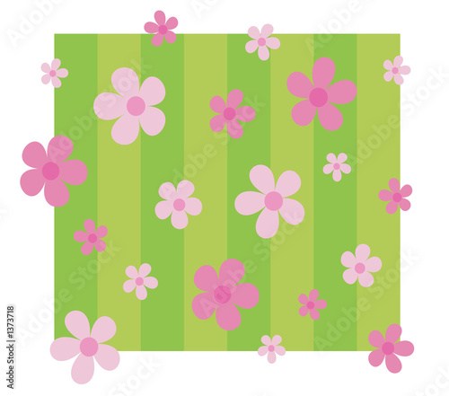 pink flowers background. fancy pink flowers background