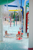 kiddie wading pool poster