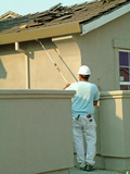 house painter, poster