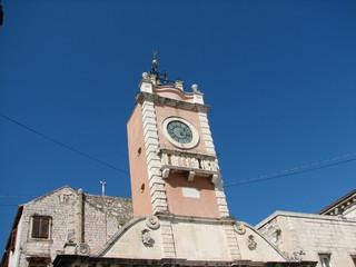 zadar's tower