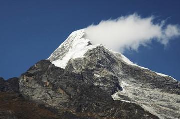mountain peak