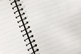 spiral notebook poster