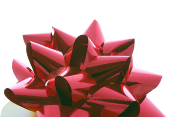 bow on a gift box