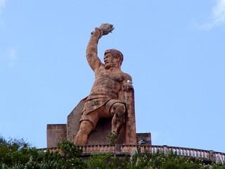 pipila monument in guanajuato