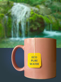 eco pure water poster