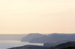 dorset coast near bridport dorset england