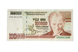 turkish lira poster