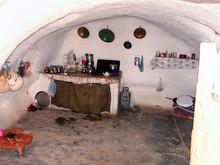 Intérieur typique de la tunisie maison