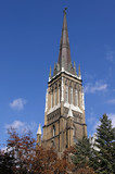 church spire (steeple)