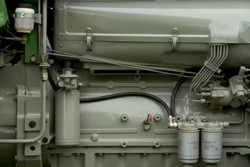 traktor dieselmotor