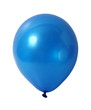 blue balloon with path - 1395715