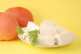 vegetarian tofu poster