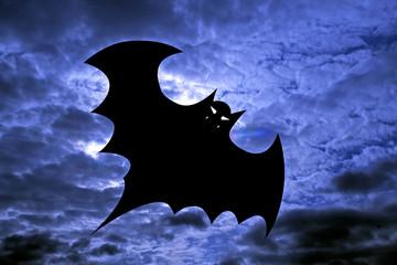 halloween - bat