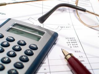 calculatrice comptable