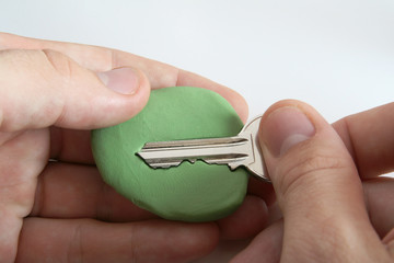 key steal - security hoax