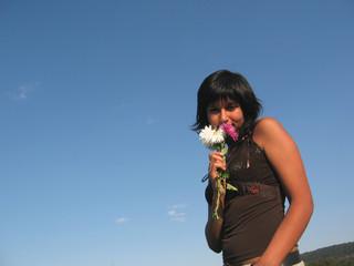flower smell