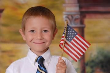 flag boy 7