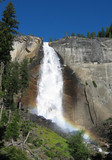 jarní padá, Yosemite