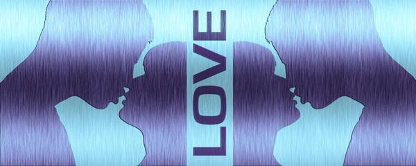 liebespaare / loverses (iceblue)
