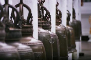 cloches sacrées