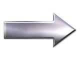 Fototapety silver arrow