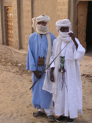 young tuaregs