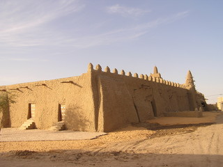 grand mosque of timbuktu