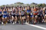 depart marathon poster