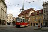 tramway à prague #2