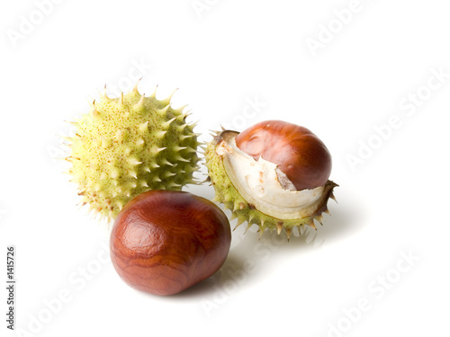 three chestnuts