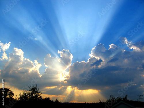 sun burst - 1418327