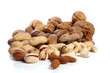 nuts composition