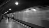 the tube, london underground poster