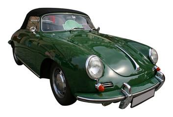 green oldtimer