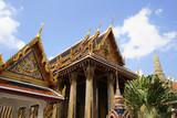 grand palace - bangkok, thailand poster