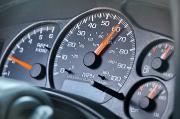 sixty miles per hour