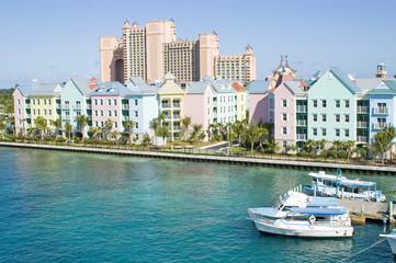 atlantis village, nassau, bahamas