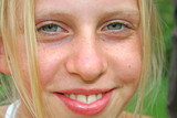 eyes teeth poster