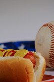 all american hotdog vertical poster